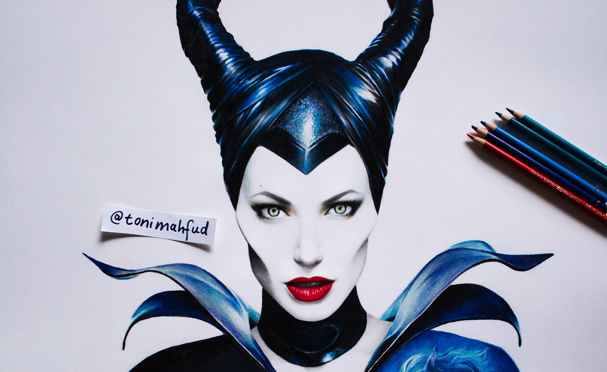 MALEFICENT_ARTWORK_DRAWING_ANGELINA_JOLIE_TONI_MAHFUD_WEB_02