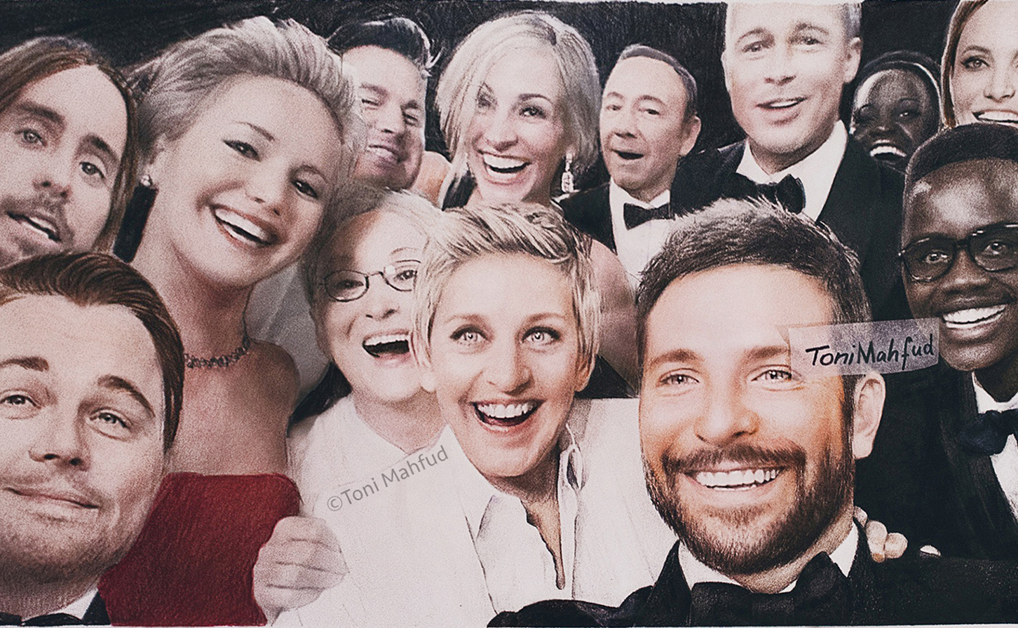 OSCAR_SELFIE_ELLEN_ARTWORK_DRAWING_TONI_MAHFUD_WEB_01 Kopie
